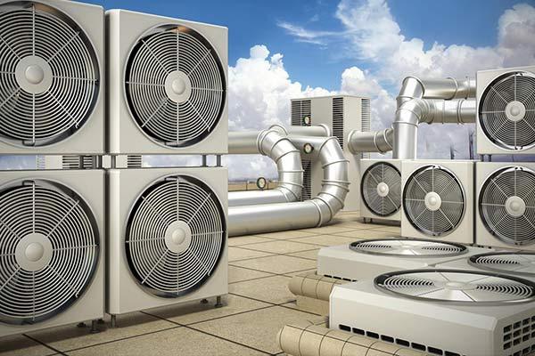 Εγκατάσταση κλιματισμού & εξαερισμού